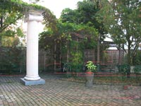 Gestaltung des Gartens
